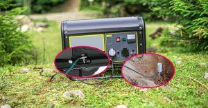 Grounding a Portable Generator